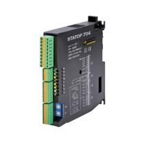 STATOP 704 CONTROLADOR PIDX4 DIN RAIL