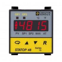 STATOP 4815 - Sortie ana. 4-20mA, Alarme relais