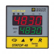 STATOP 4830 - Sortie relais, Alarme relais
