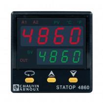 STATOP 4860 - Sortie relais, Alarme relais