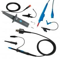 Attenuator probes for oscilloscopes