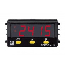 STATOP 2415 - 0-10V ANALOGUE OUTPUT, RELAY ALARM